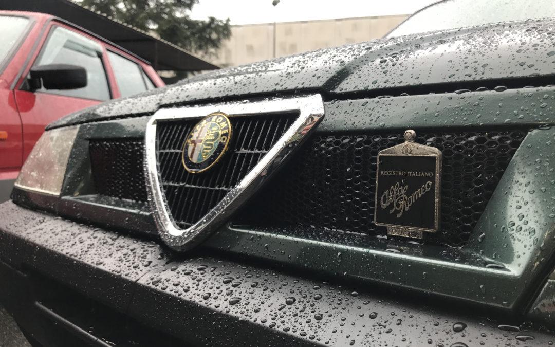 Una giornata tra auto d'epoca, motori, storia e passione: Firas e R.I.A.R.